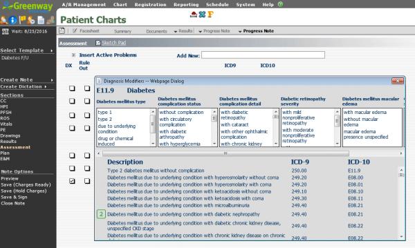 Greenway Health PrimeSUITE EHR Software EHR and Practice Management Software