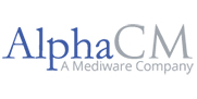 alphacm ehr software