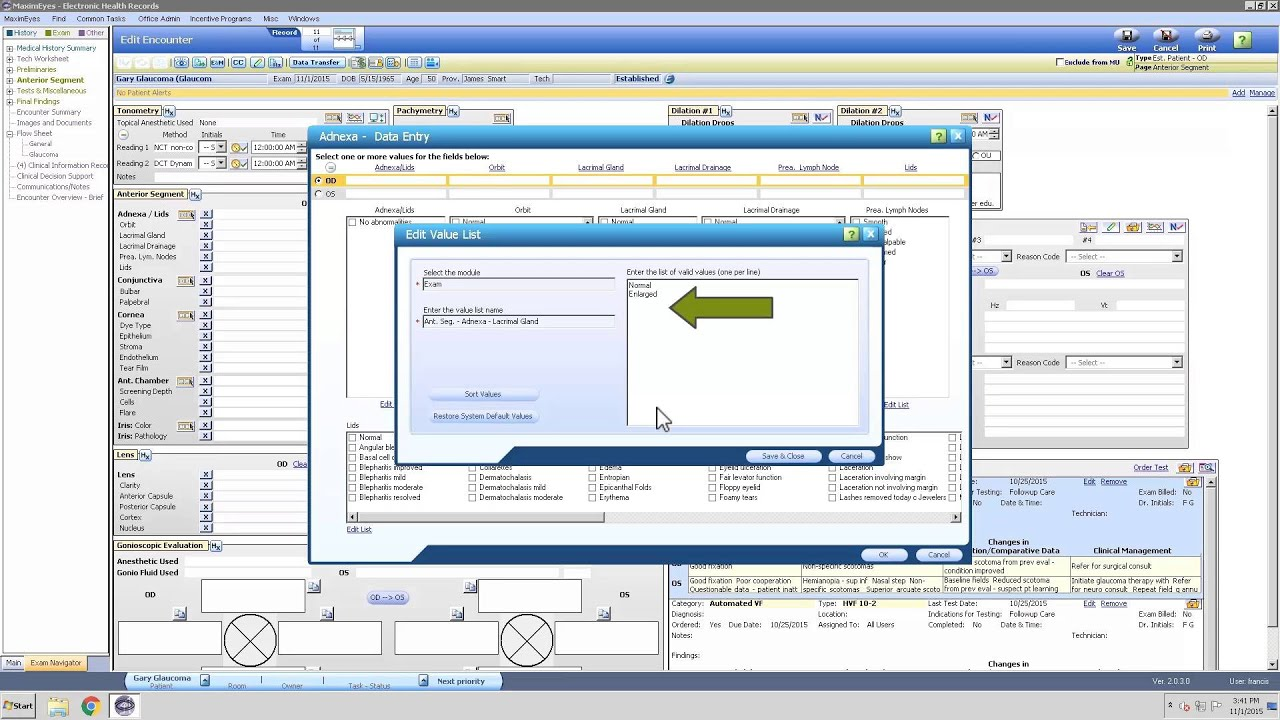 MaximEyes EHR Software EHR and Practice Management Software