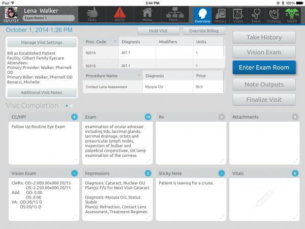 NueMD EHR Software EHR and Practice Management Software