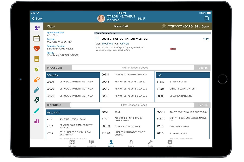 AdvancedMD EMR Software EHR and Practice Management Software