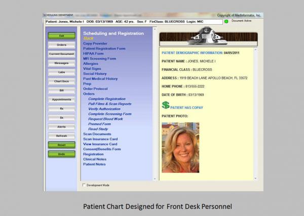 MedInformatix RIS EHR Software EHR and Practice Management Software