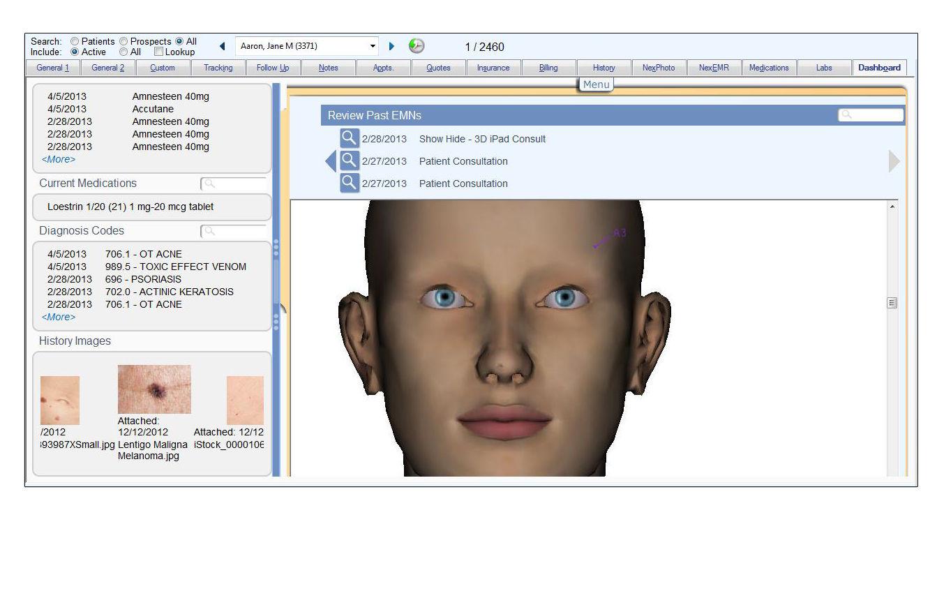 Nextech EMR Software EHR and Practice Management Software