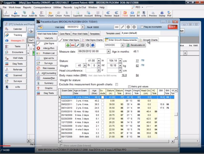 Office Practicum EMR/EHR Software EHR and Practice Management Software