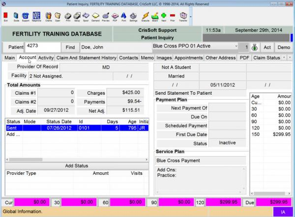 Mercury Medical EMR Software EHR and Practice Management Software
