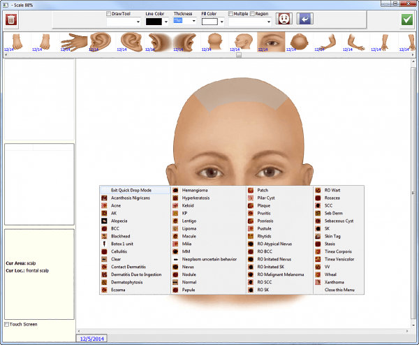 Compulink Dermatology Advantage EMR Software and patient portal