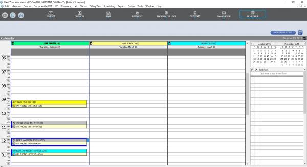 MedEZ EMR Software EHR and Practice Management Software