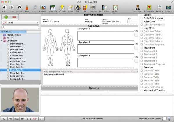 MacPractice 20/20 EHR Software EHR and Practice Management Software