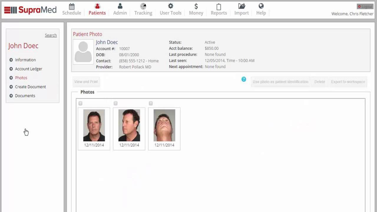 SupraMed EHR Software EHR and Practice Management Software