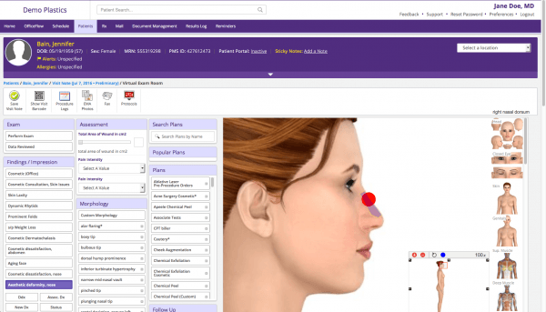 Modernizing Medicines Healthcare IT Suite EHR and Practice Management Software