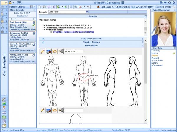 iSALUS EMR Software EHR and Practice Management Software