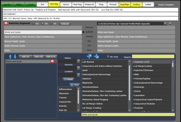 IntelleChart EHR Software EHR and Practice Management Software