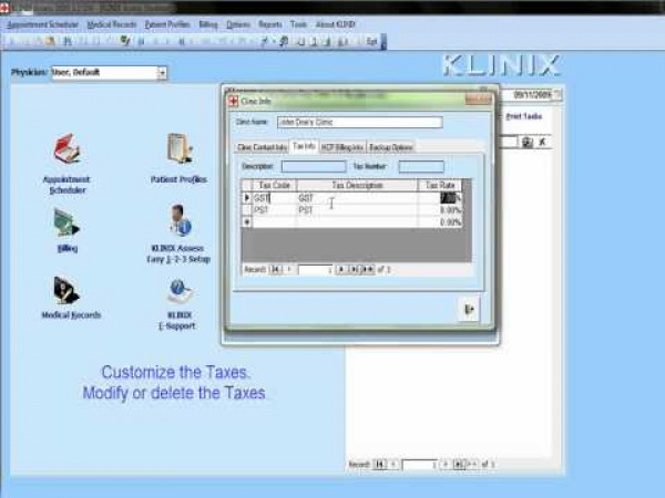 Klinix Medical Billing Software EHR and Practice Management Software