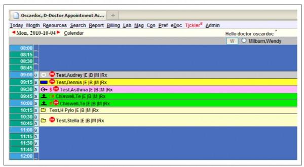 OSCAR EMR Software EHR and Practice Management Software
