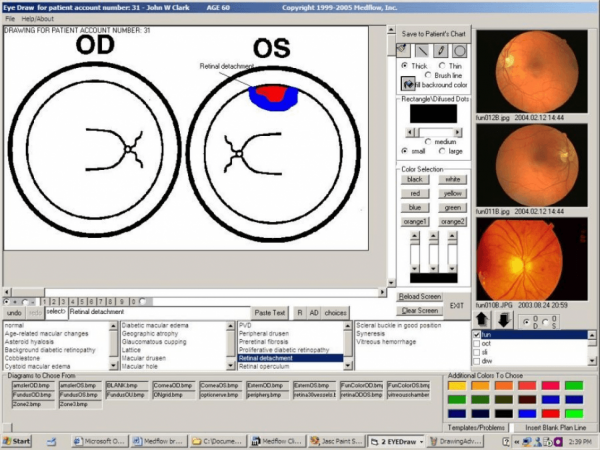 Medflow Ophthalmology EMR Software EHR and Practice Management Software