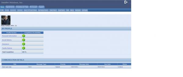 MedServices EHR Software EHR and Practice Management Software