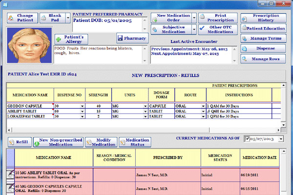 PatientTrac EMR Software EHR and Practice Management Software