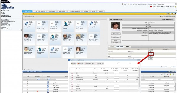 Essentia EMR Software by Netsmart EHR and Practice Management Software