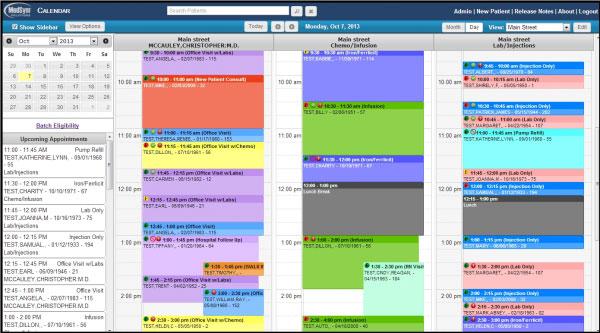 MedSymPM EMR and practice management Software