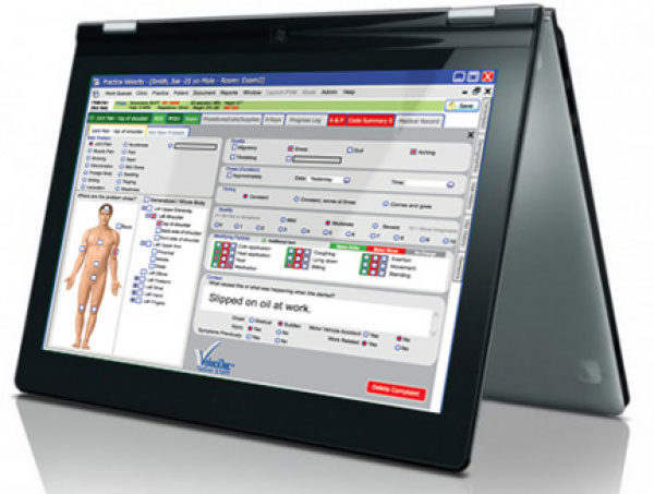 VelociDoc EMR Software EHR and Practice Management Software