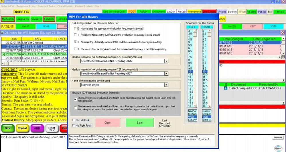SammyEHR Software by ICS Software Ltd. EHR and Practice Management Software