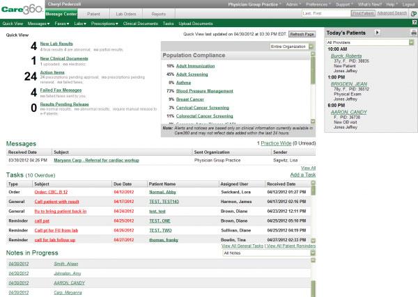 Quanum Practice Management Software EHR and Practice Management Software