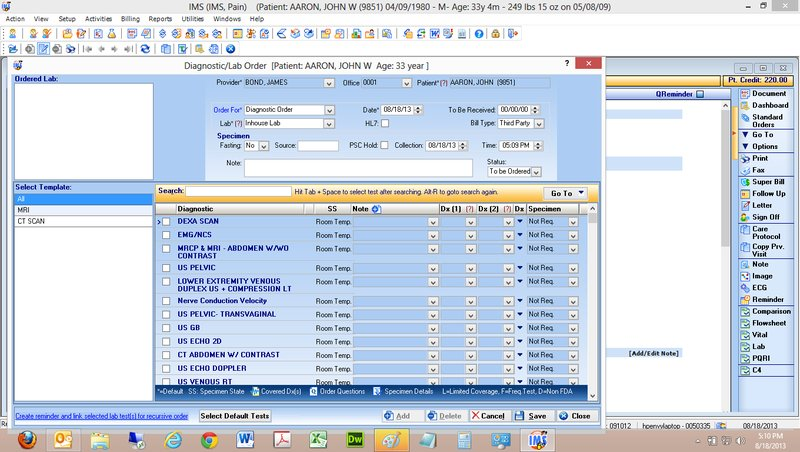 1st Providers Choice EHR Software EHR and Practice Management Software
