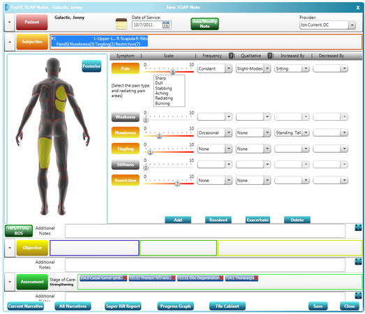 PayDC Chiropractic Software EHR and Practice Management Software