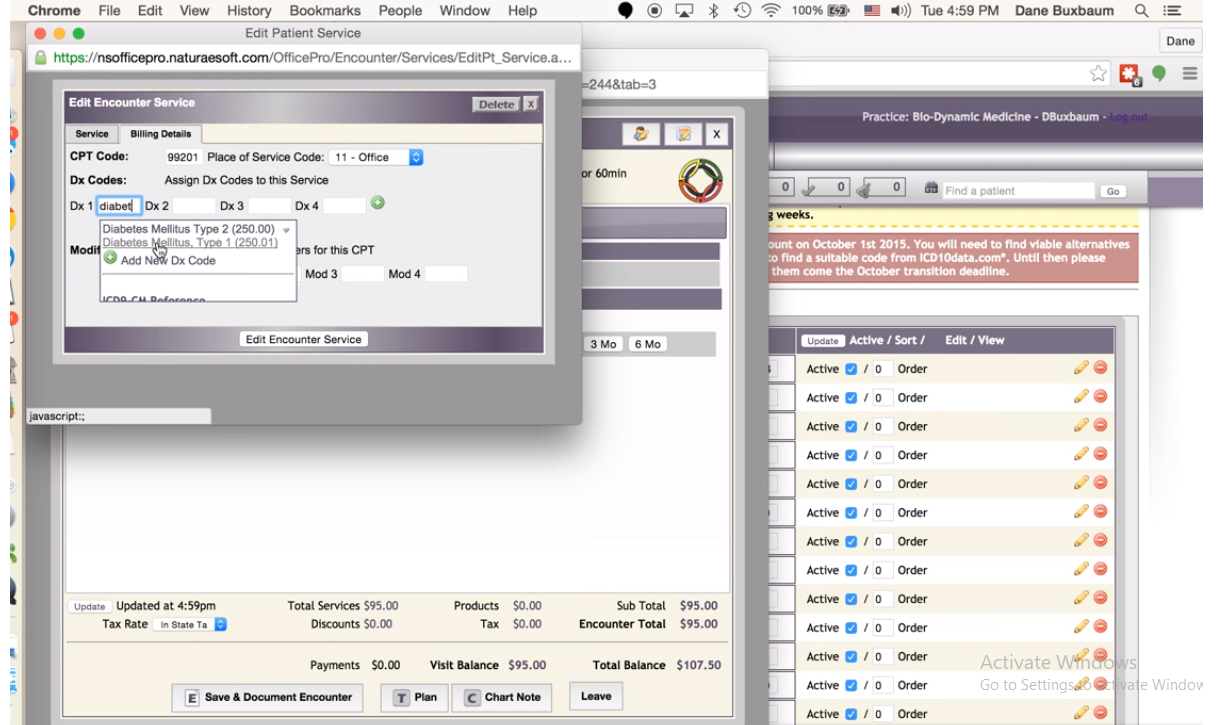 OfficePro Practice Management Software EHR and Practice Management Software