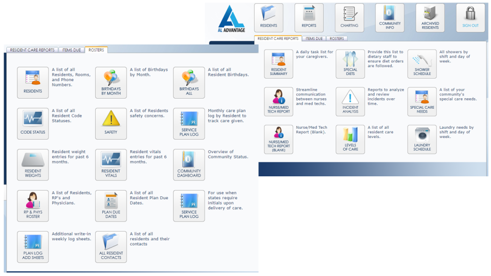 AL Advantage ‎Software EHR and Practice Management Software