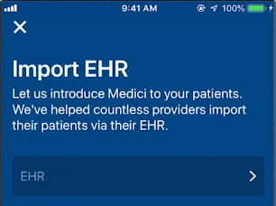 Medici‎ EMR Software EHR and Practice Management Software