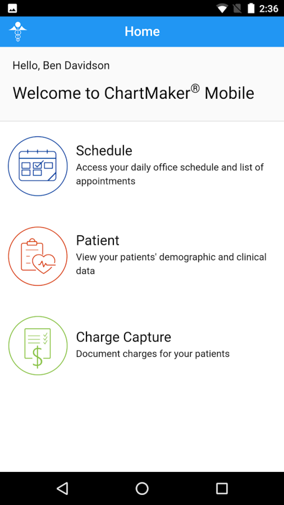 ChartMaker Medical Suite EHR and Practice Management Software