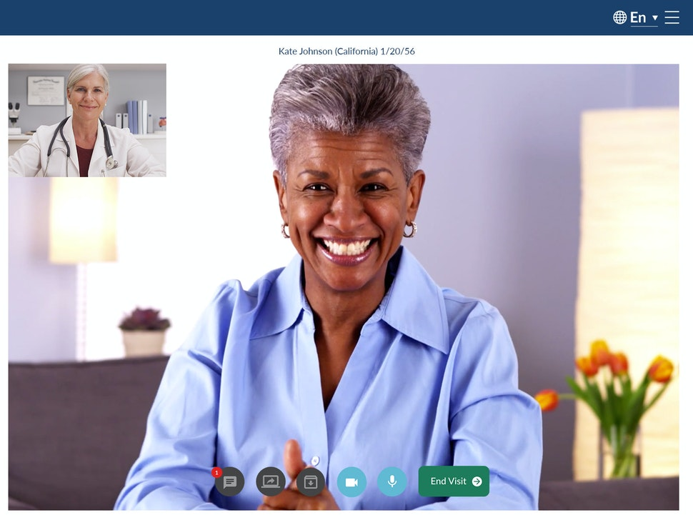 NextGen Virtual Visits Software EHR and Practice Management Software