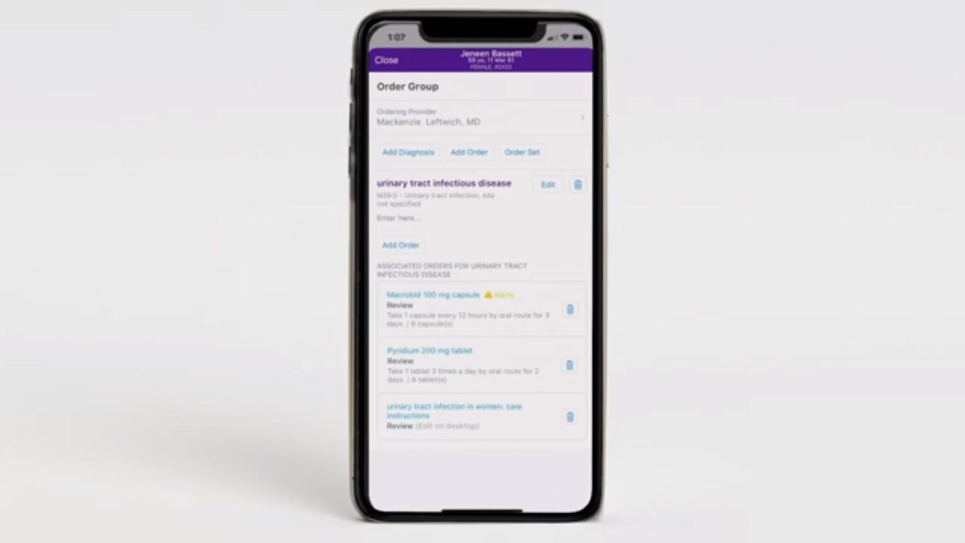 athenaOne EHR Mobile App EHR and Practice Management Software