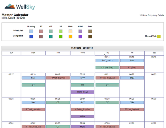 WellSky Home Health EMR Software EHR and Practice Management Software